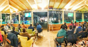CAFE 236 LOUNGE'DA DERBİ HEYECANI