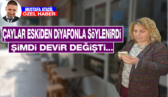 ÇAYLAR WHATSAPP'TAN