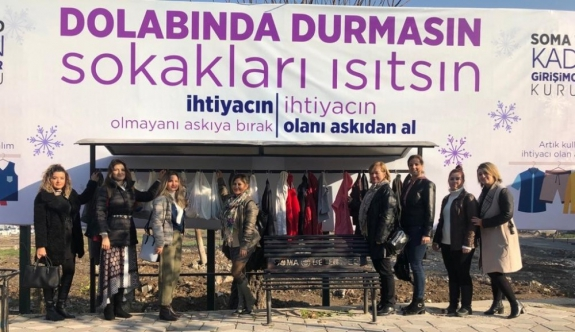Soma Ticaret ve Sanayi Odasından ısıtacak proje