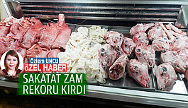 SAKATAT ZAM REKORU KIRDI