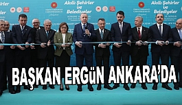 BAŞKAN ERGÜN AKILLI ŞEHİRLER VE...